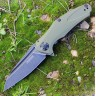 Нож KERSHAW 7007OLBW NATRIX