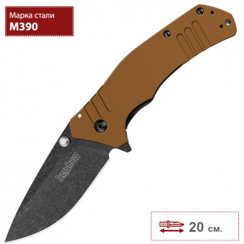 Нож KERSHAW 1870EBBW KNOCKOUT